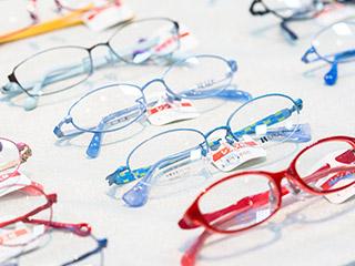 メガネのご案内